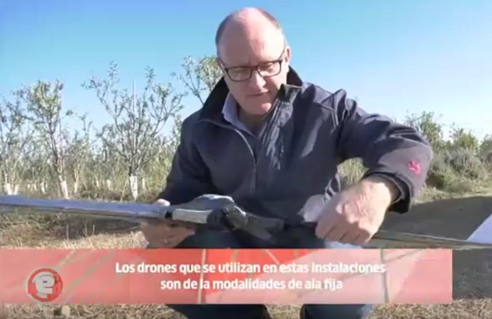 Drones_En red_canal sur_ agricultura 4.0_Cortijo el Puerto_ 2019