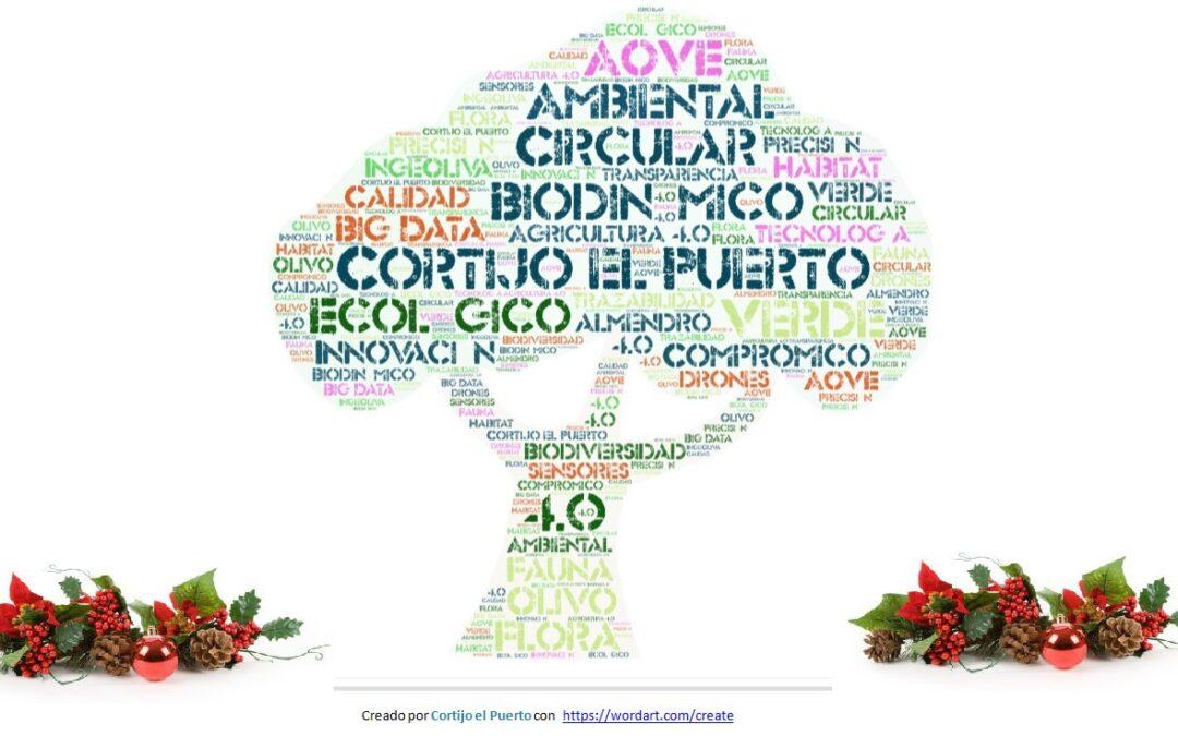 Cortijo el Puerto hace balance y desea feliz y ecológico 2020