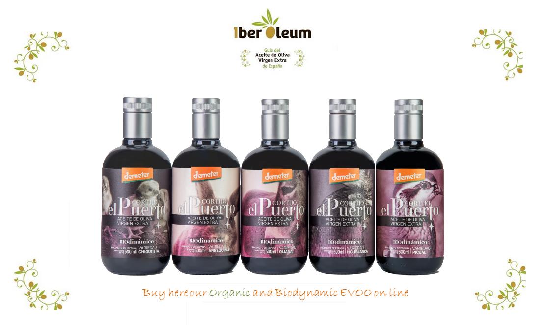 organic biodynamic olive oil promoting biodiversity