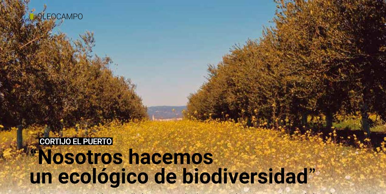 Cortijo el Puerto Oleo revista_ecológico de biodiversidad biodinámico_2020