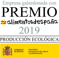 Premio «Alimentos de España» Producción Ecológica