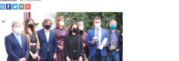 Cordópolis: Los premios de Producción Ecológica 'Andrés Núñez de Prado' celebran en Baena una edición internacional