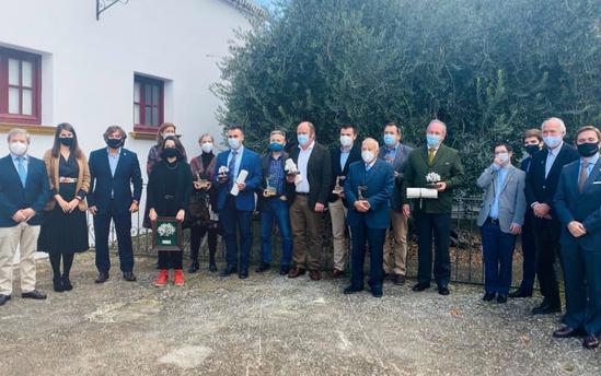 Ingeoliva cortijo el puerto premio producción ecologica nuñez de prado