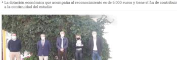 eldiariodecordoba.es: Un estudio sobre variedades de trigo, ganador del premio Andrés Núñez de Prado
