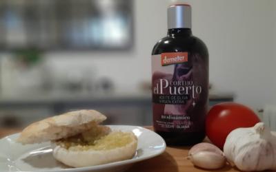 Oliana: Bio Olivenöl Nativ Extra Demeter Biodynamisch Cortijo el Puerto