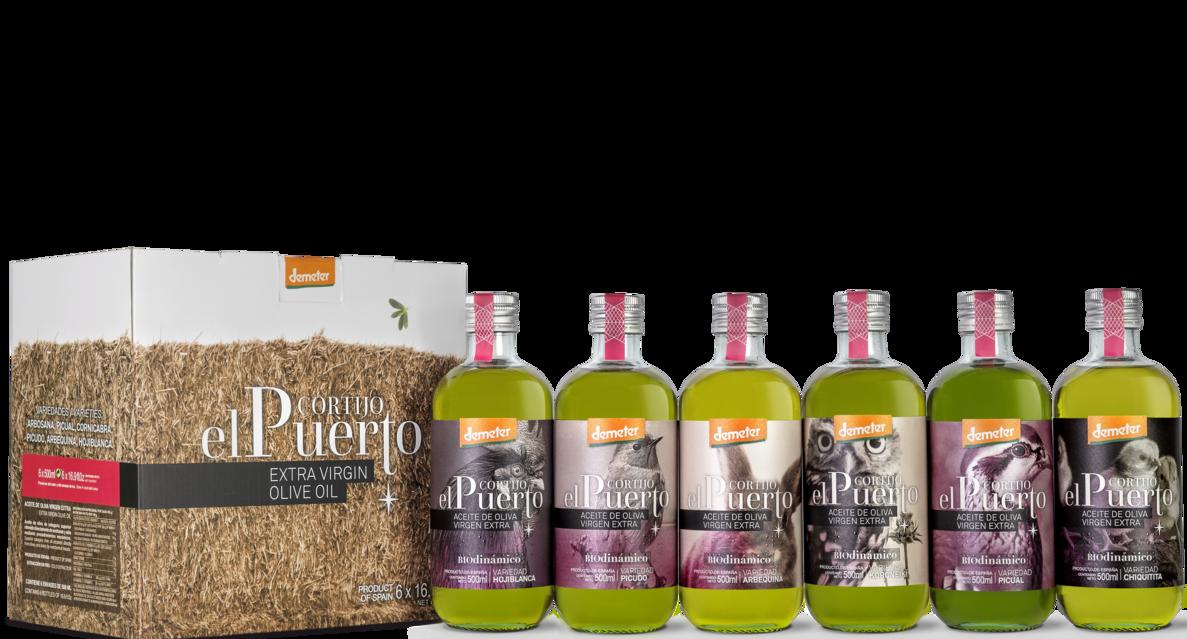 Demeter biodynamische olivenöl Granja-ecologico-y-biodinamico-aove-cortijo-el-puerto
