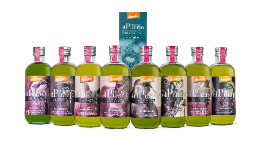 demeter biodynamisch bio olivenöl cortijo el puerto