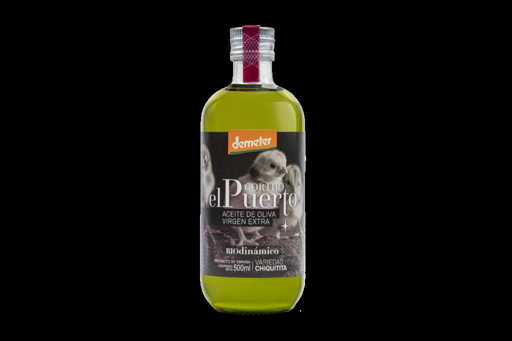 bio olivenöl chiquitita demeter biodynamisch