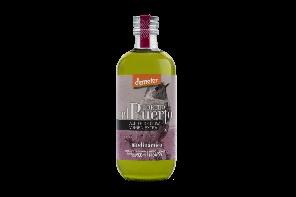 bio olivenöl Picudo demeter  cortijo el Puerto