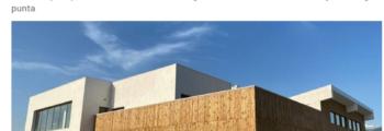 ABC agrónoma: Conoce la primera almazara que funciona con energía geotérmica. Cortijo El Puerto construye un edificio bioclimático en Lora del Río, que alberga una industria para producir aceite de oliva ecológico usando fuentes renovables y tecnología punta