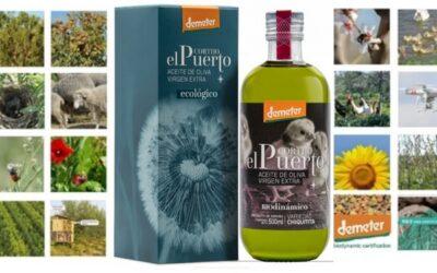 Sikitita'o Chiquitita, natives Bio-Olivenöl extra Cortijo el Puerto: eine ländliche Seele des 21. Jahrhunderts