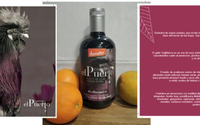 Hojiblanca Bio Natives Olivenöl extra Demeter Biodynamisch: ideal mit Herbstfrüchten